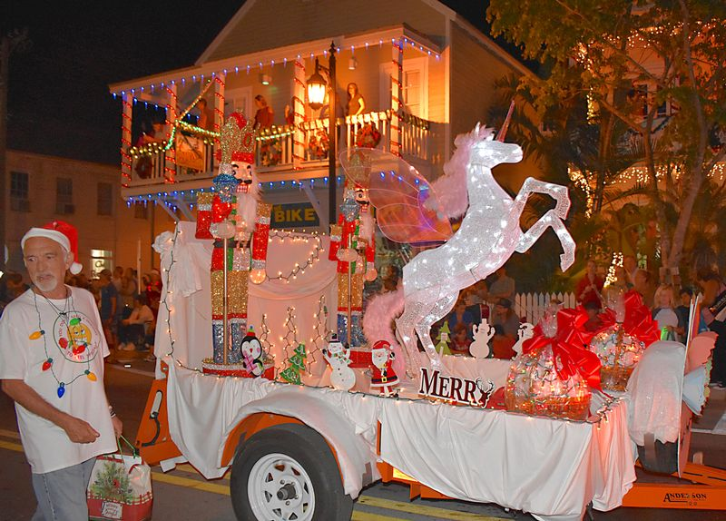 Image for Key West City Hometown Holiday Parade