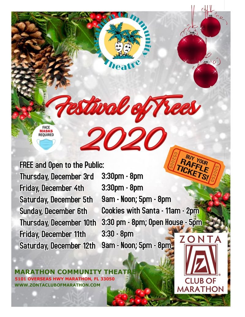 Image for Zonta's Festival of Trees