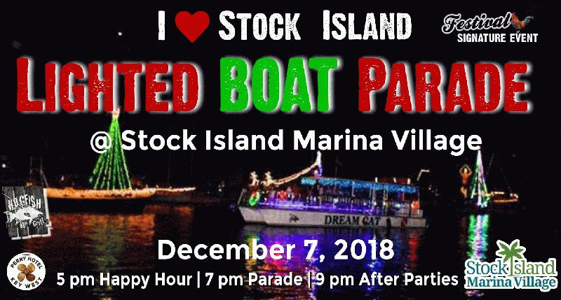 Image for Stock Island Lighted Boat Parade