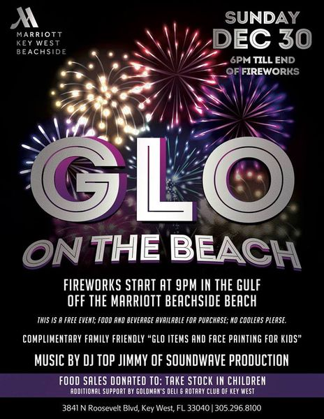 Image for GLO on the Beach