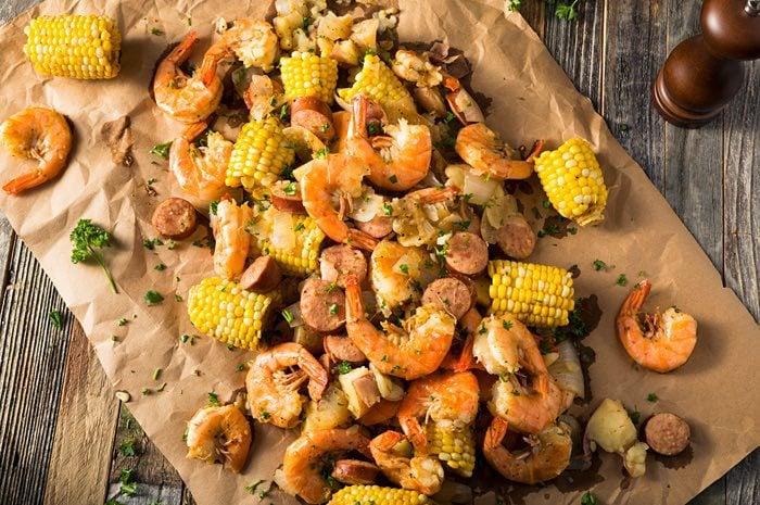 Image for Meet the Fleet Shrimp Boil