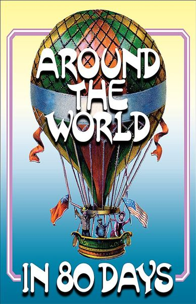 Image for Waterfront Playhouse presents: Around the World in 80 Days