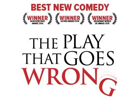 Image for Tennessee Williams Theater presents: The Play That Goes Wrong