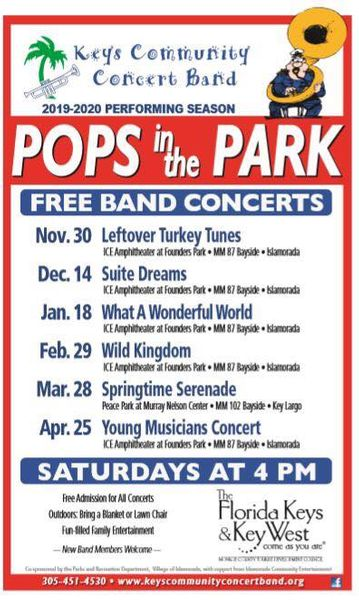 Image for Free Outdoor Pops-in-the-Park Band Concert: Suite Dreams