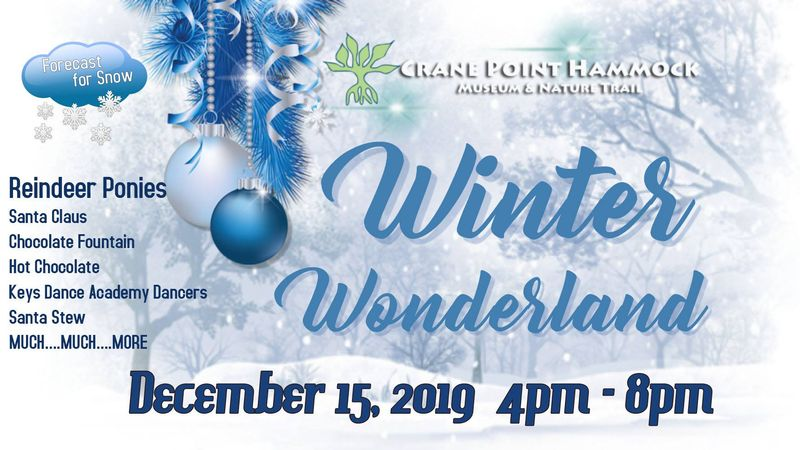 Image for Winter Wonderland at Crane Point Museum & Nature Center