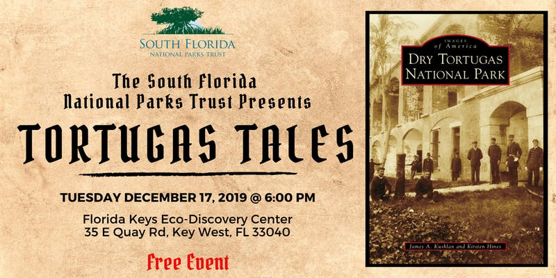 Image for South Florida National Parks Trust presents 'Tortugas Tales'