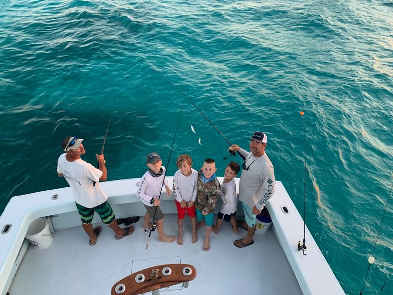 Image for Islamorada Junior Sailfish Tournament