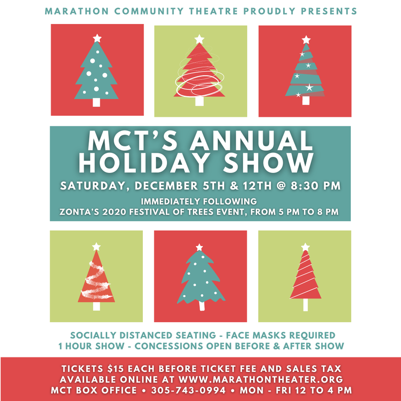 Image for Marathon Community Theater's Annual Holiday Show