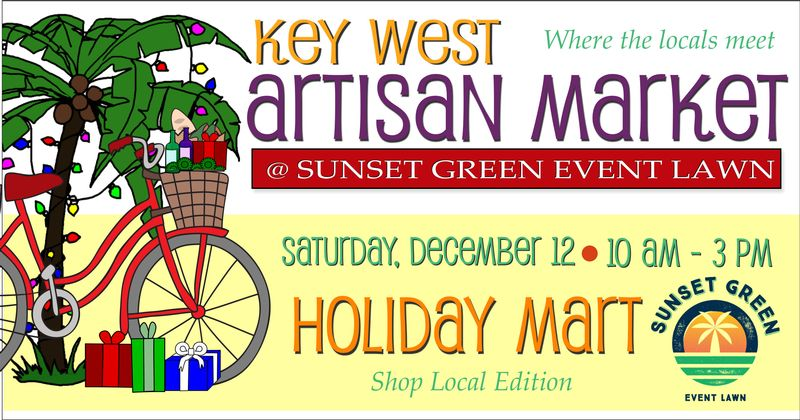 Image for Key West Artisan Market Holiday Mart