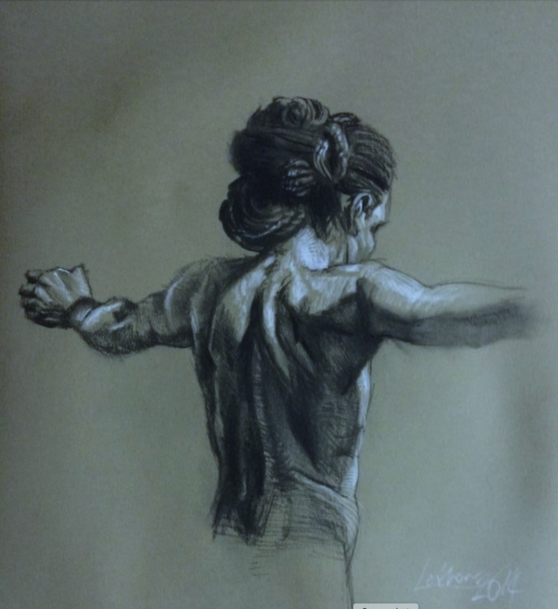 Image for Figure Drawing: Virtual Classes with Lothar Speer