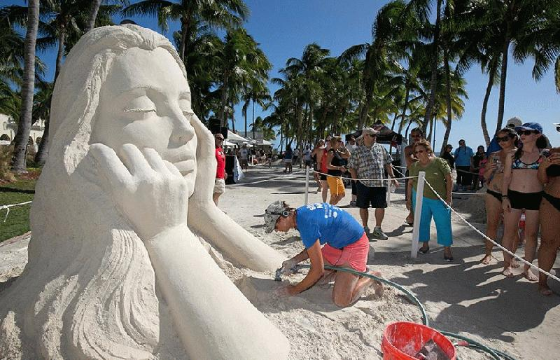 Image for International Sand Art Competition
