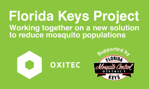 Florida Keys Project - Working together on a new solution to reduce mosquito populations