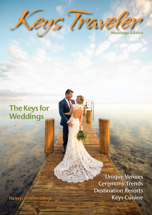 2017 Keys Traveler Magazine, Weddings Edition