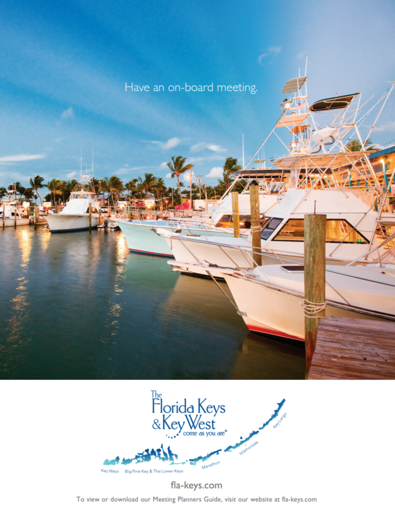 Florida Keys Meeting Planner Guide