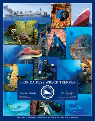 Become a Florida Keys Wreck Trekker