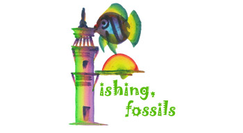 Fishing, fossils