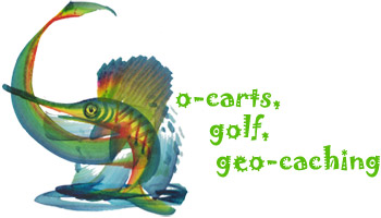 Go-carts, golf, geo-caching