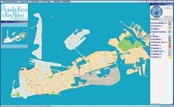Interactive Florida Keys Maps