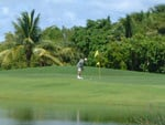 Golfing in Key West
