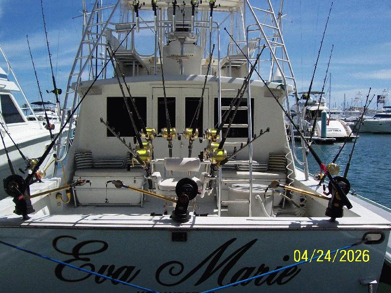 EVA MARIE KEY WEST FISHING CHARTER - Image 1