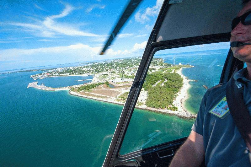 AIR ADVENTURE'S HELICOPTER TOURS - Key West Only Helicopter Tour! - Image 1