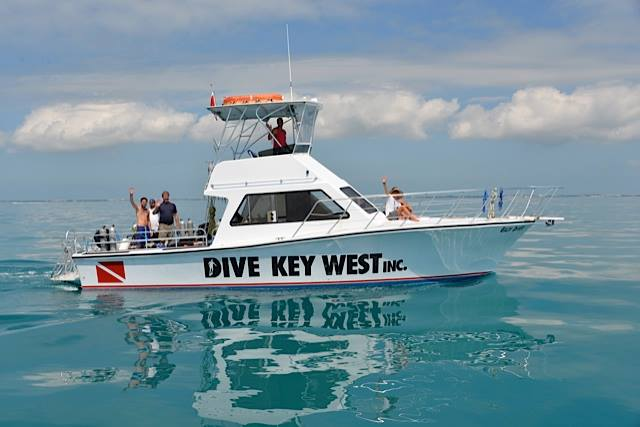 key west diving and scuba diving certification information fla