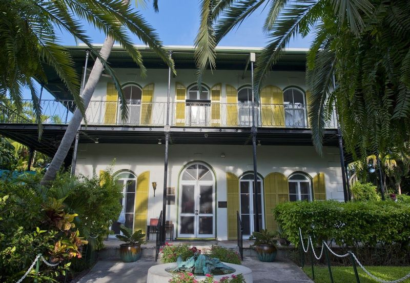 ERNEST HEMINGWAY HOME and MUSEUM - Image 2