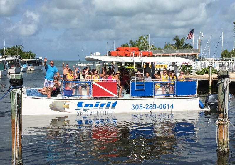 SPIRIT SNORKELING at CAPTAIN PIP'S MARINA & HIDEAWAY