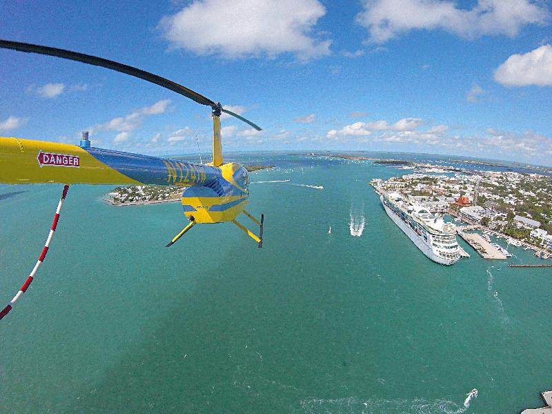 AIR ADVENTURE'S HELICOPTER TOURS - Key West Only Helicopter Tour! - Image 2