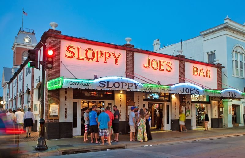 SLOPPY JOE'S - Image 1