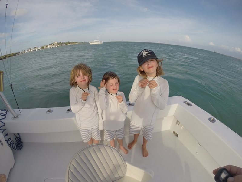 CAPT. KEVIN BROWN - GOLD RESERVE CHARTERS - Image 2