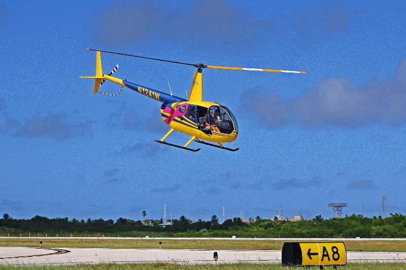 AIR ADVENTURE'S HELICOPTER TOURS - Key West Only Helicopter Tour! - Image 4