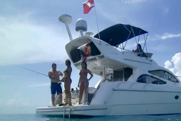 PRIVATE SNORKEL & FISH - THE KEYS BEST REEFS! $550 HALF DAY - Image 1