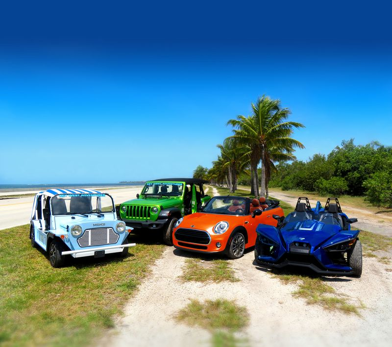 KEY WEST ADVENTURES - JEEP Rentals and More... - Image 1