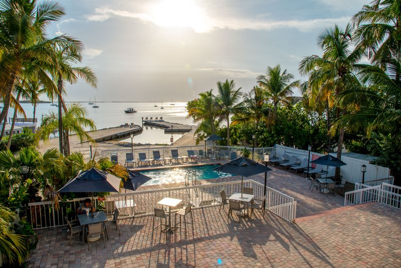 BAYSIDE INN KEY LARGO - Enjoy affordable luxury & all the FL Keys has to offer! - Image 1