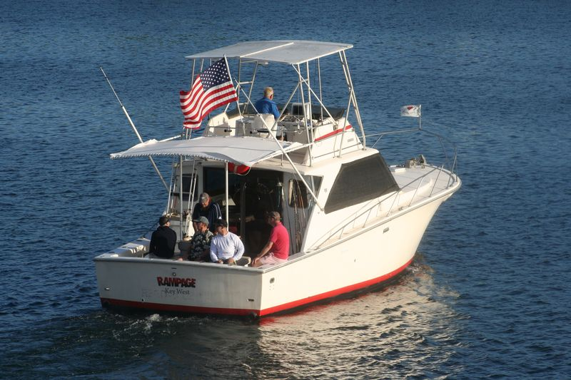 RAMPAGE FISHING CHARTERS | 6 GUESTS MAX | $149 PER PERSON | $600 PRIVATE | CALL TODAY - Image 1