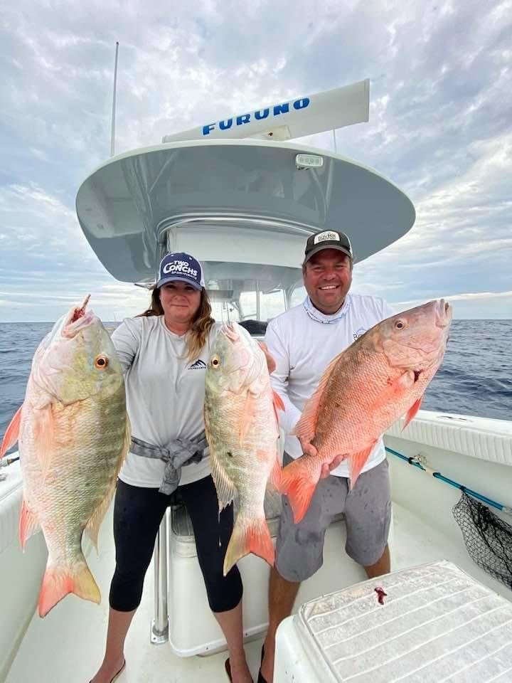 TWO CONCHS SPORTFISHING CHARTERS - Image 1