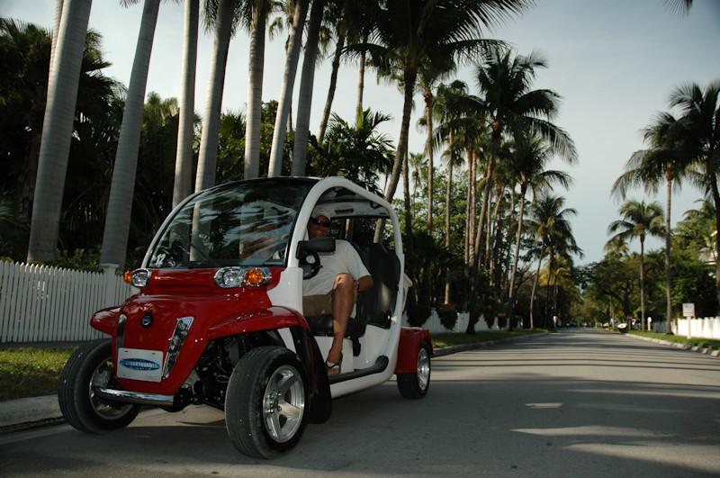 Island Electric Car Rentals Key West