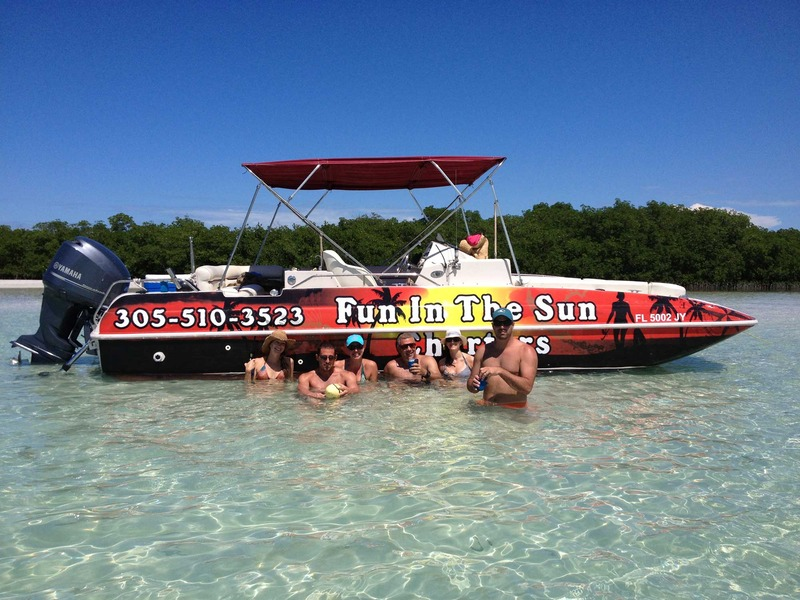 FUN IN THE SUN CHARTERS AND BOAT RENTALS