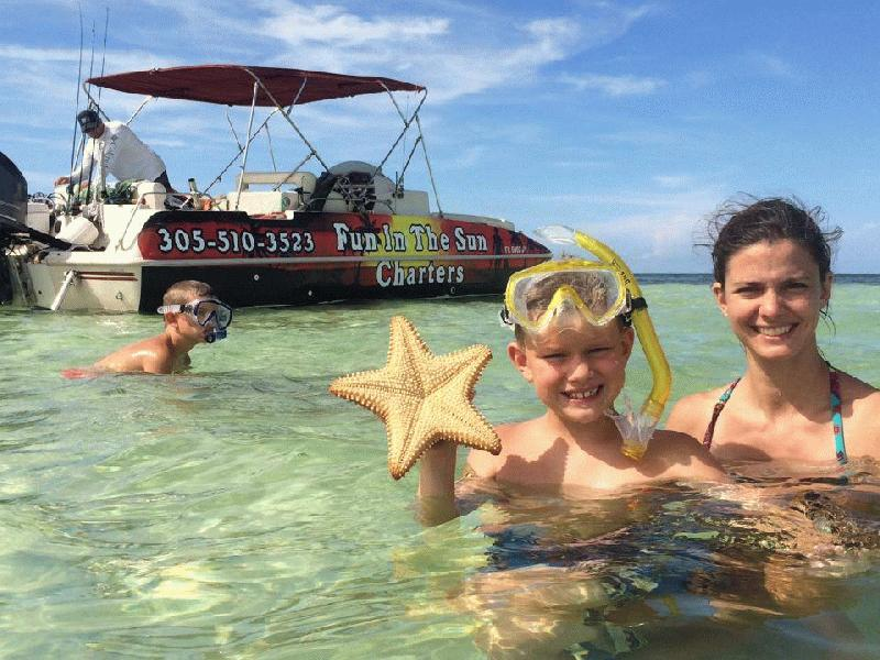 FUN IN THE SUN CHARTERS AND BOAT RENTALS - Image 2