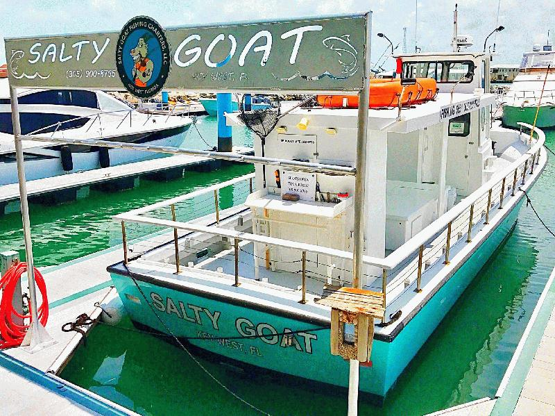 SALTY GOAT FISHING CHARTERS, LLC - Image 1
