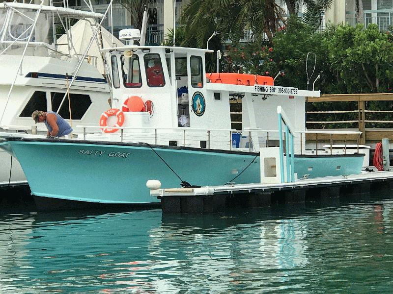 SALTY GOAT FISHING CHARTERS, LLC - Image 3