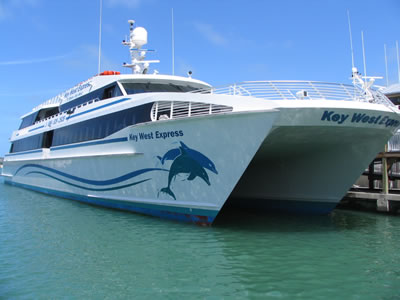Key West Ferry Service A Scenic And Exciting Ride To
