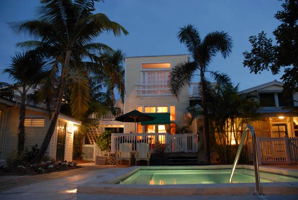 MERLIN GUESTHOUSE -  A Historic Key West Inns Hotel