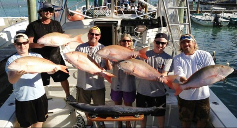 OFFSHORE FISHING CHARTERS out of ROBBIE'S MARINA - Image 3