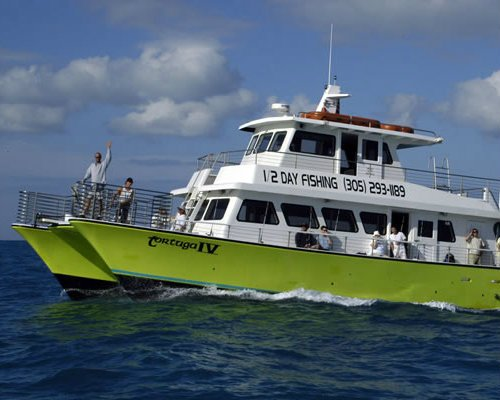 find key west fishing party boats here at fla