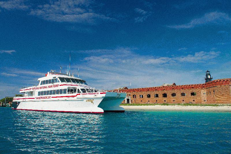 DRY TORTUGAS NATIONAL PARK AND FORT JEFFERSON FERRY - Image 3