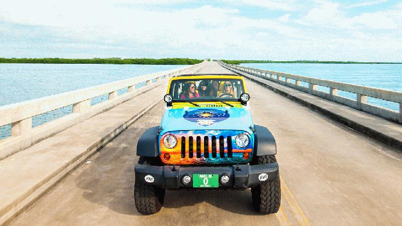 KEY WEST ADVENTURES - JEEP Rentals and More... - Image 3