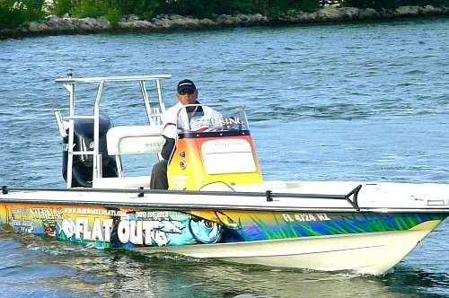 FLAT - OUT SPORTFISHING - Image 2