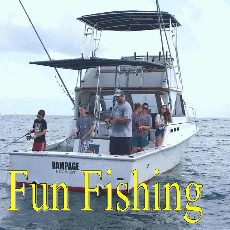 RAMPAGE FISHING CHARTERS - Image 1